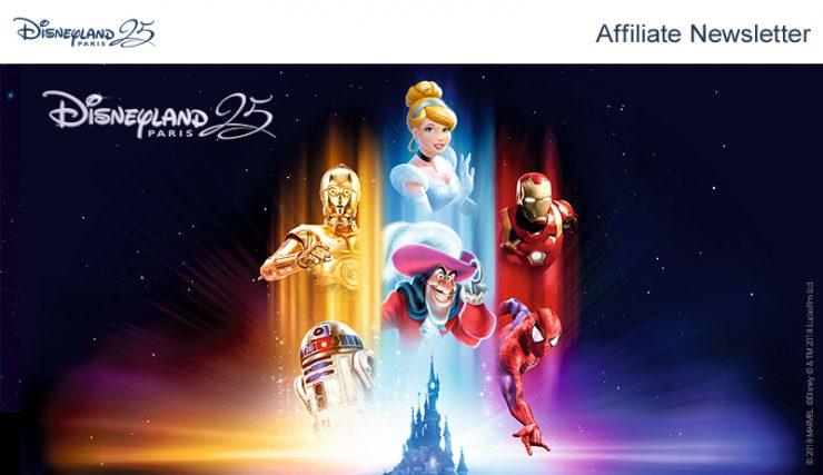 Disneyland 25° Sconto fino al 25% sul soggiorno* – Assofamily